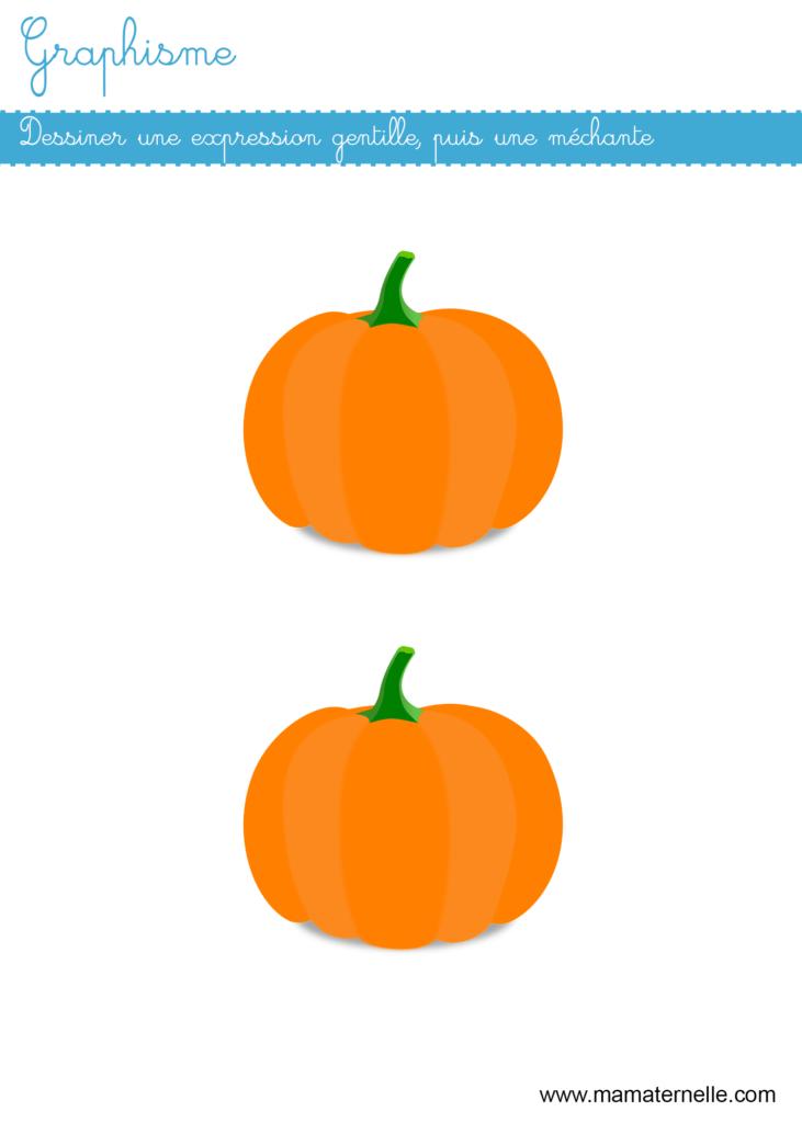 Petite section - Graphisme : dessiner des expressions